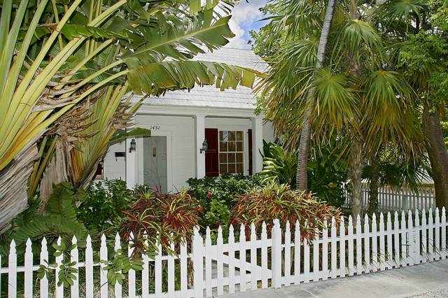 Tennessee Williams House in Key West