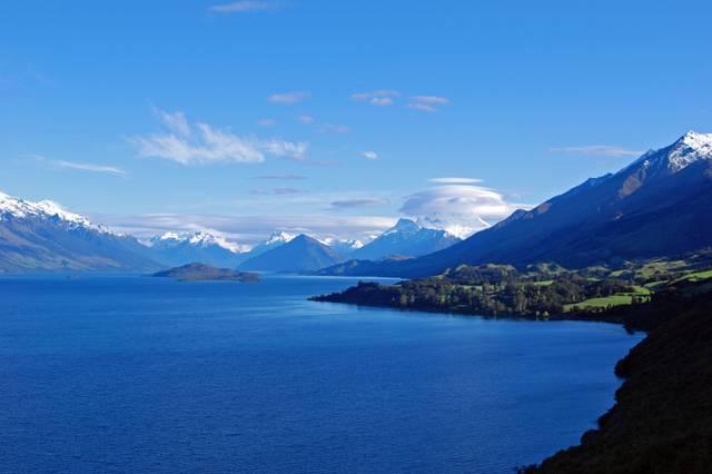 Neuseeland Südalpen