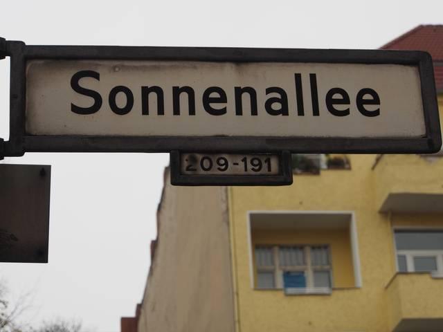 Sonnenallee Berlin-Neukölln