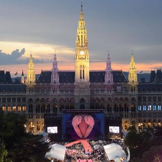 Life Ball Wien