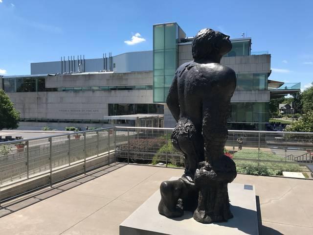 Stopover: RICHMOND VA - blu hinnerk GAB rik Leo
