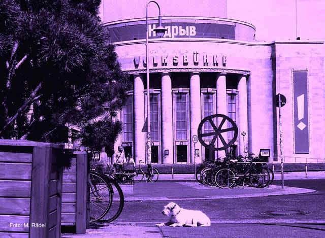 Volksbühne Foto: M. Rädel