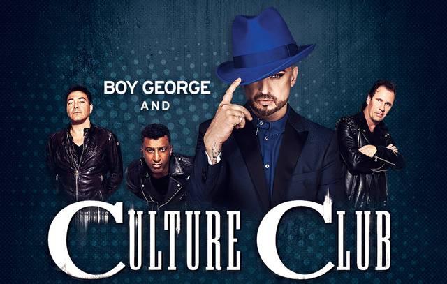 Boy George Culture Club