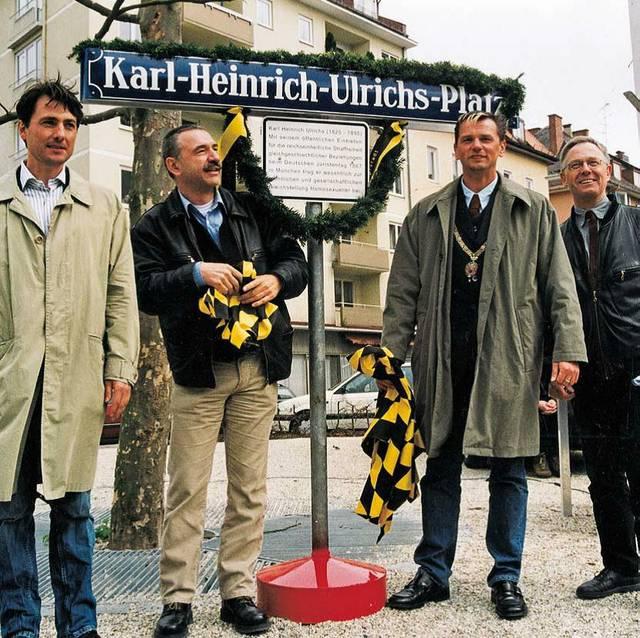 Ulrichsplatz 1998