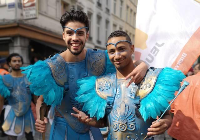 Brüssel Belgian Pride 2018