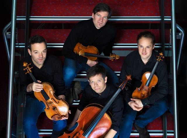 Philharmonisches Streichquartet