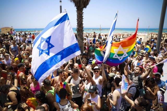 Tel Aviv Pride 2017