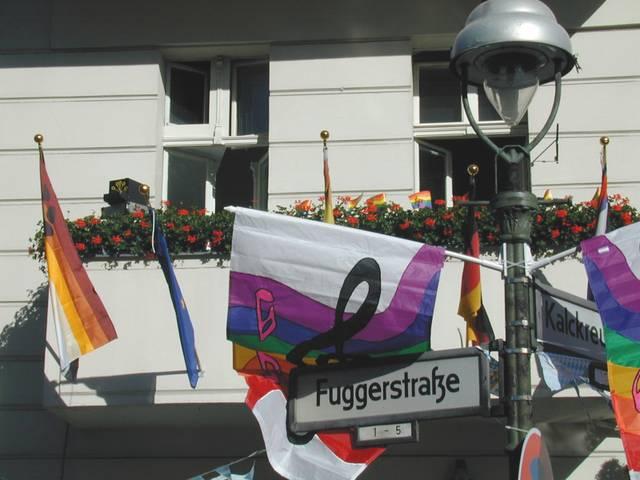 Stadtfest Berlin, Straßenfest