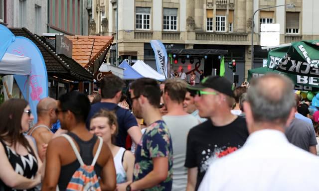 Sommerfest AIDS-Hilfe FFM