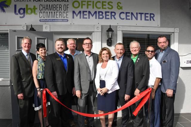 Fort Lauderdale LGBT Visitor Center