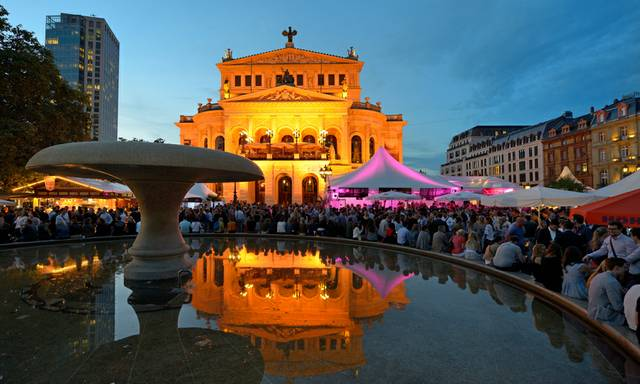 Opernplatzfest