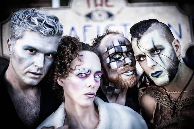 The Metafiction Cabaret