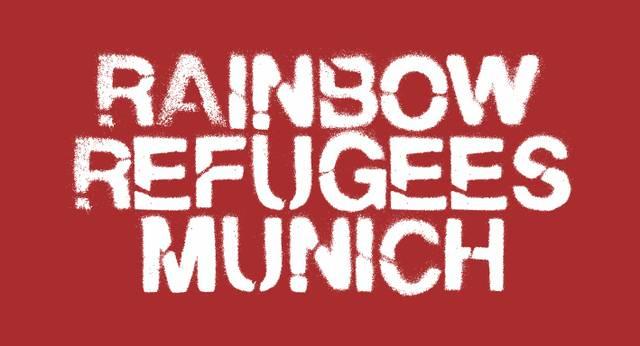 RainbowRefugeeMunich