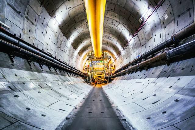 Tunnelmaschine