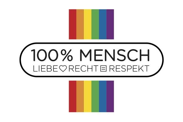100%Mensch