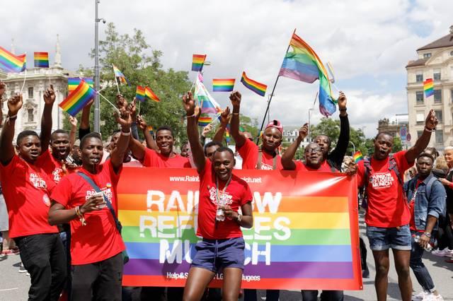 RainbowRefugees