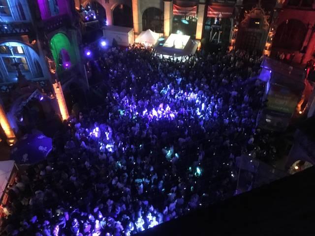 Rathausclubbing