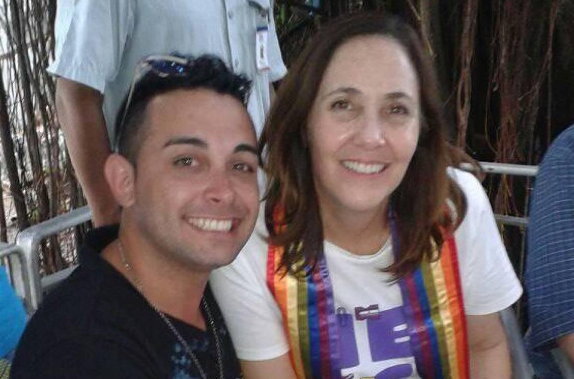 Adiel González Maimó von der LGBTIQ*-freundlichen Metropolitan Community Church