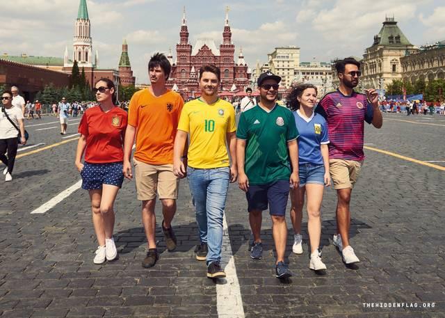Hidden Flag Moskau