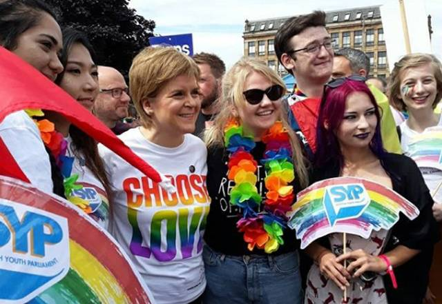 Sturgeon Pride
