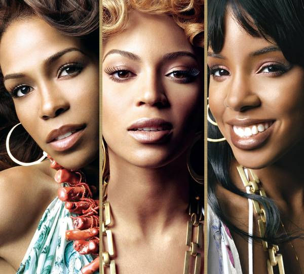 Destiny's Child Beyoncé