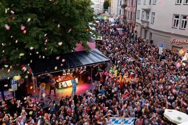 Hans-Sachs-Straßenfest