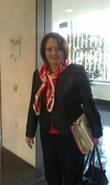 Frau Leutheusser-Schnarrenberger (FDP) unterstützte im kurzen Fahrstuhl-Statement das Ziel Diskriminierung aufgrund der sexuellen Identität zu bekämpfen, wirkte aber von der Notwendigkeit einer Grundgesetzänderung nicht überzeugt.