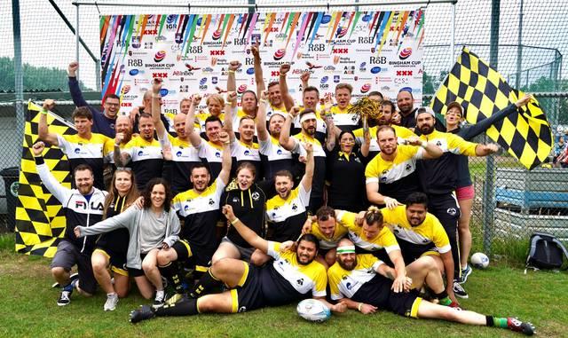 Bingham Munich Monks Rugby Team