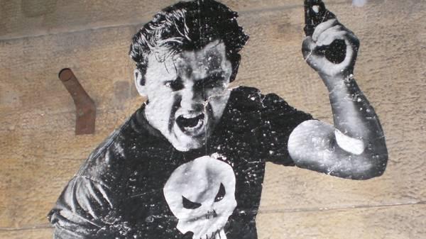 Graffiti Gentrifizierung