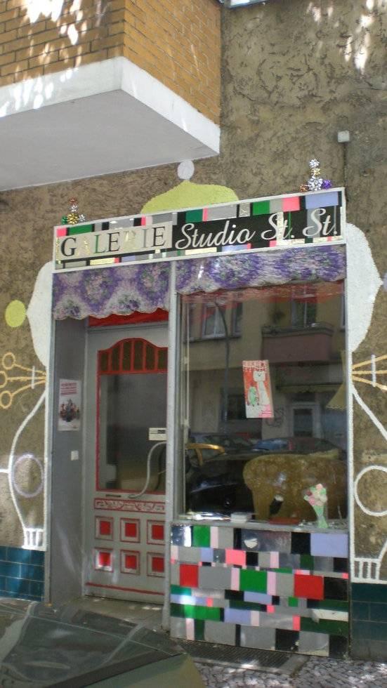 Juwelia Glaerie Studio St. St.