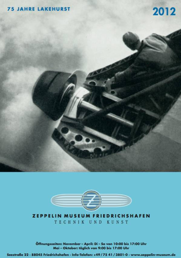 Zeppelin, Bodensee