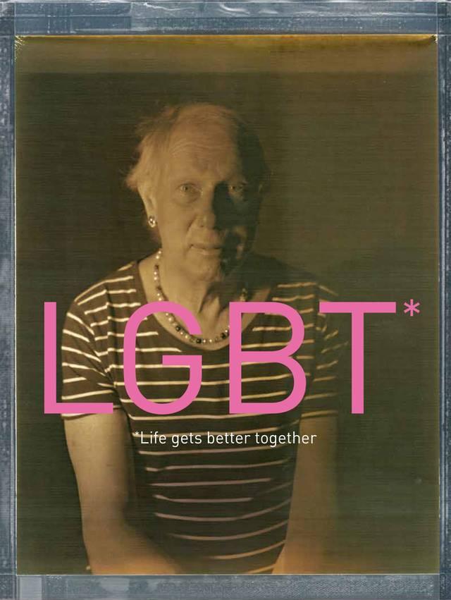 LGBT-Plakat