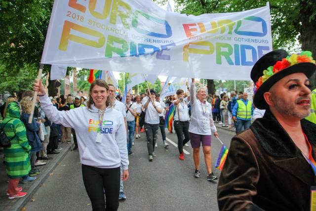 EuroPride Göteborg 2018