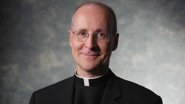 Rev James Martin