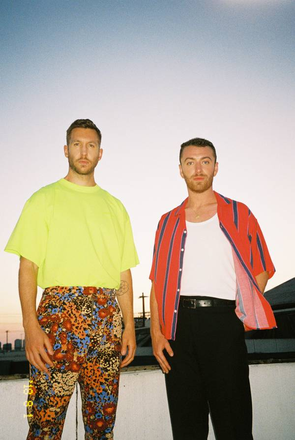 Calvin Harris und Sam Smith