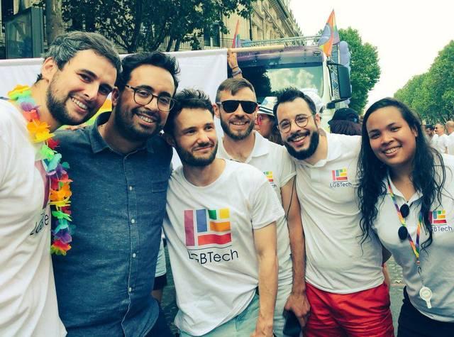 Mounier Mahjoubi Pride