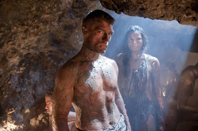 "Spartacus: Vengeance 2011, Episode Number 203 ""The Greater Good"""