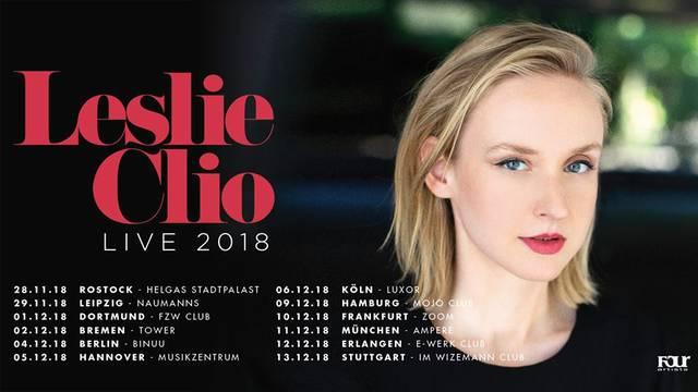 Leslie Clio Live