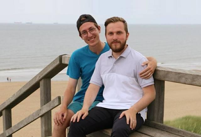 Pavel und Eugene