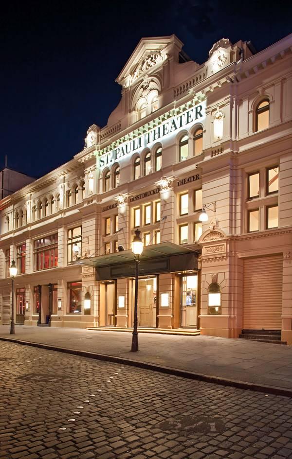 das Hamburger St. Pauli Theater