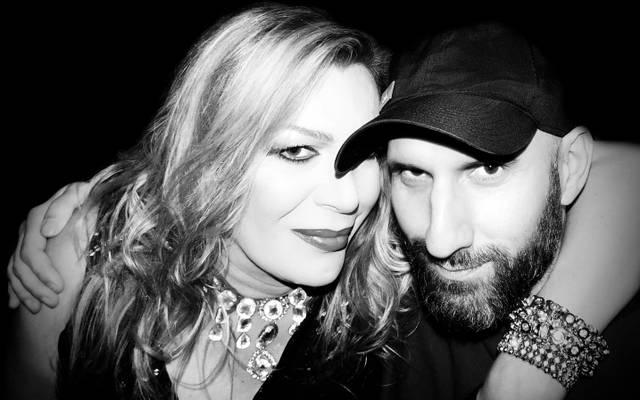 Chantal und Michael Rädel