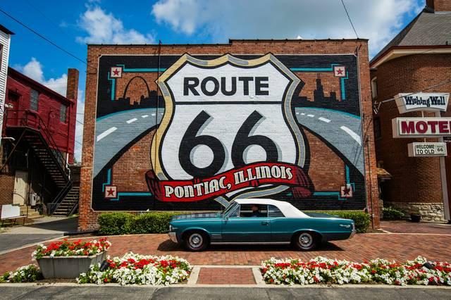 Illinois, Pontiac