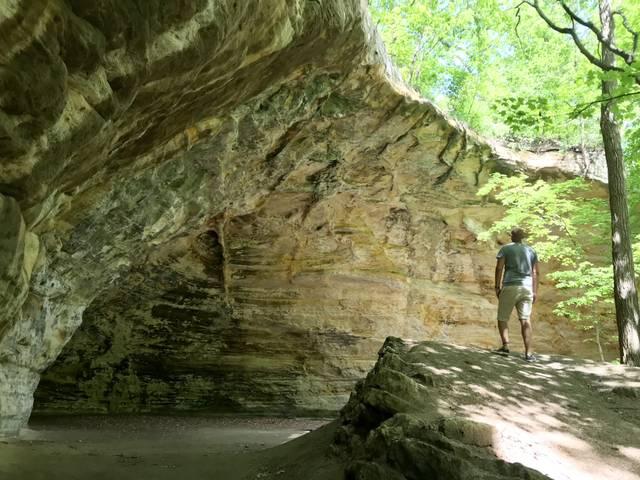 Illinois, Starved Rock