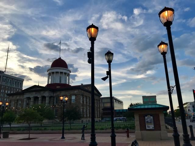 Illinois, Springfield