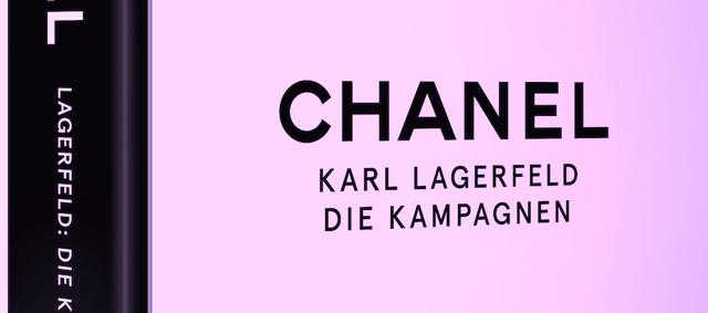 Karl Lagerfeld Chanel Prestel