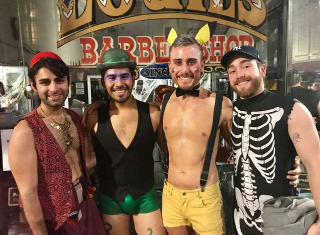 San Francsisco Halloween