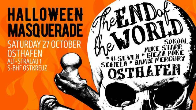 Bob Young's Halloween Masquerade 2018: The End of the World