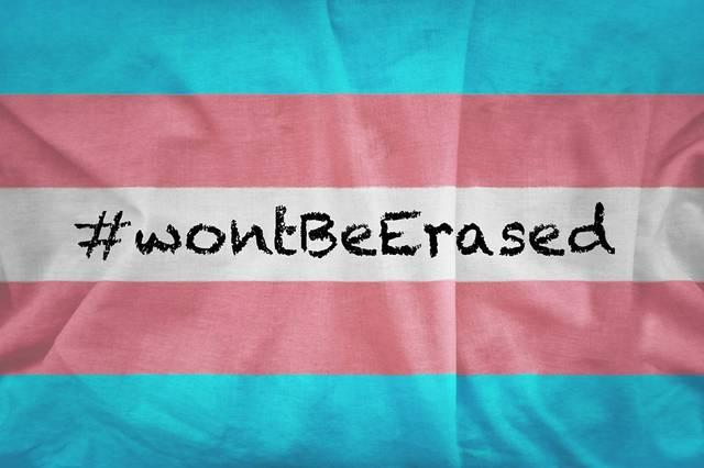 #wontBeErased