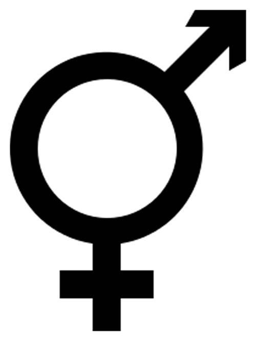 Intersex Zeichen