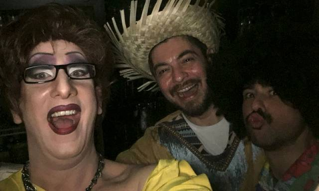 Fasching_CafeSolo